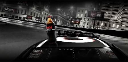 Coca Cola Zero Advergame