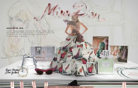 Новые духи от Кристиан Диор - Miss Dior Ch rie.
