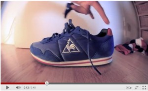 Le Coq Sportif Finger Parkour