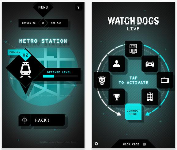 Watchdogs Live app