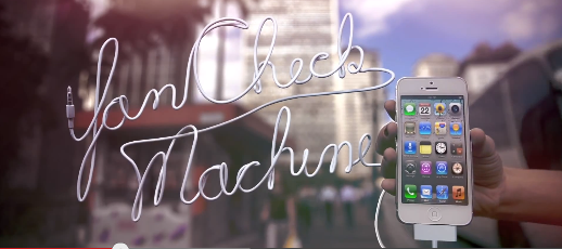 Fan Check Machine by Billboard Magazine