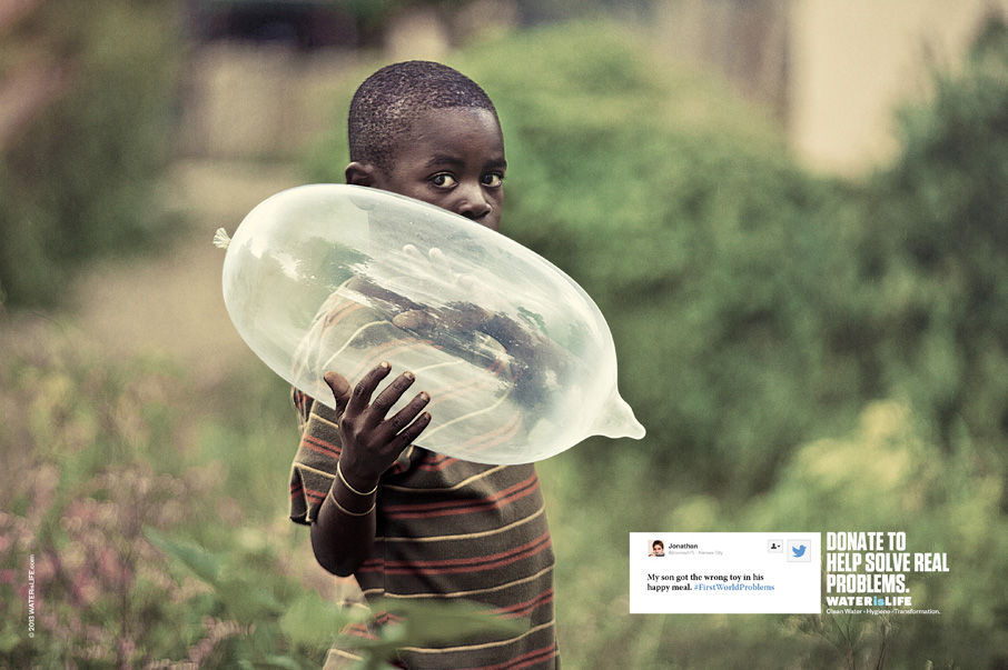 waterhappymeal - 4 Steps to Creating a Brilliant Hashtag for Impact Brands